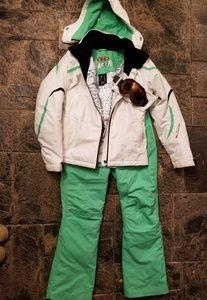 MARKER brand ski wear